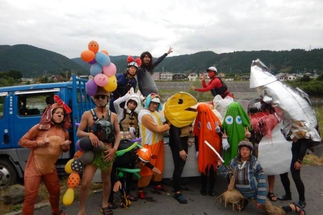 富士川 河川清掃 ナチュラルアクション