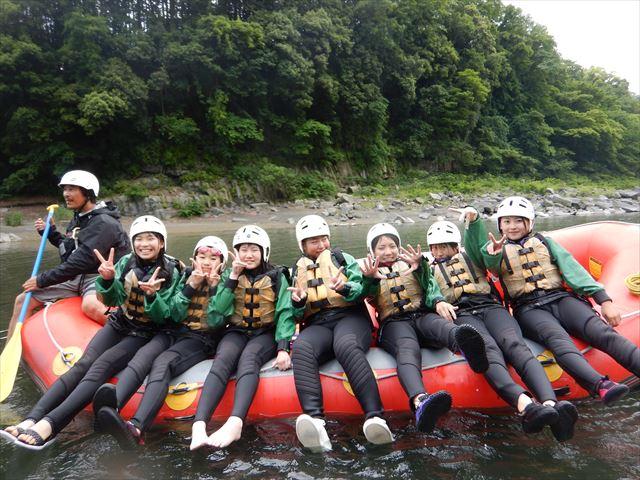 静岡自然学ぶ 自然体験学習