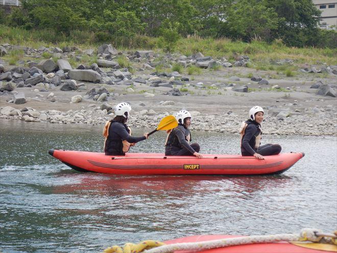 ダッキー 3人乗りボート