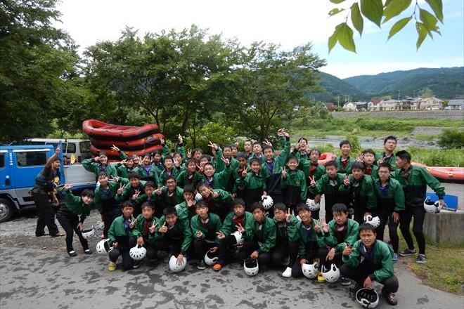 静岡修学旅行 富士川教育旅行