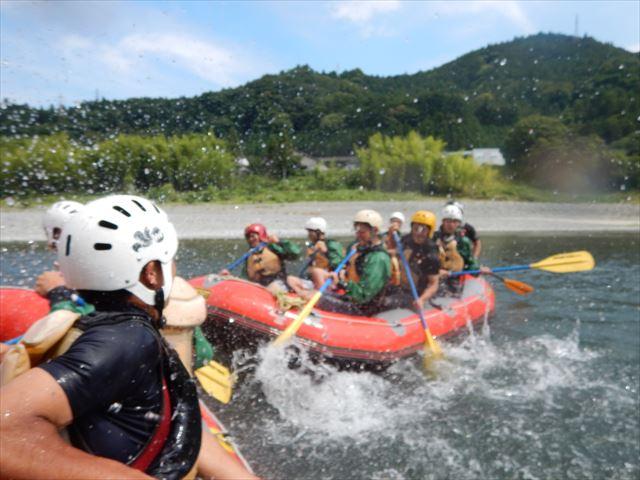 大自然で学ぶ 静岡修学旅行