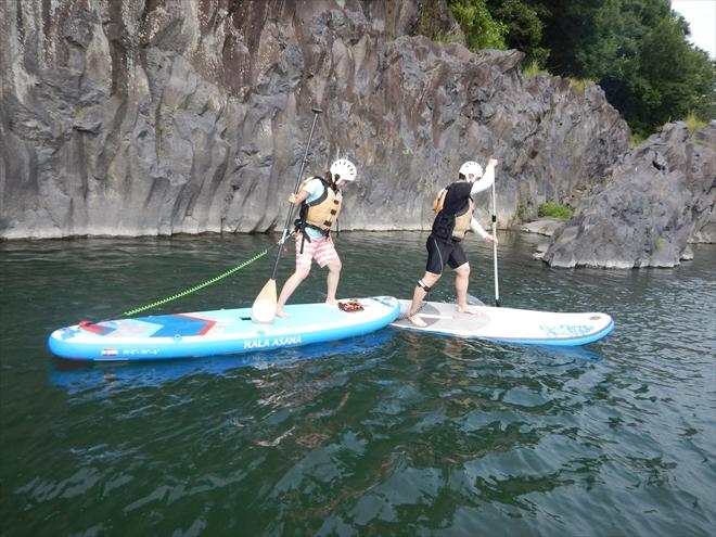 夏おすすめ遊び 川遊び