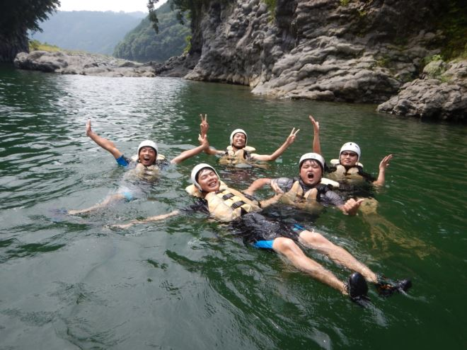 川遊び 夏あそび
