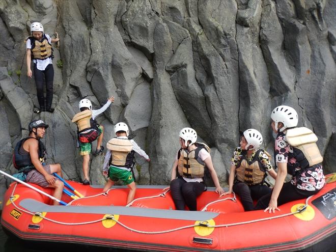 岩登り ロッククライミング