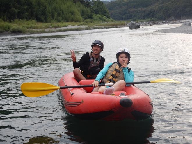 ボート デート 富士川デート