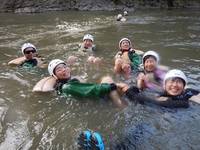 濁っても富士川 毎日楽しい富士川